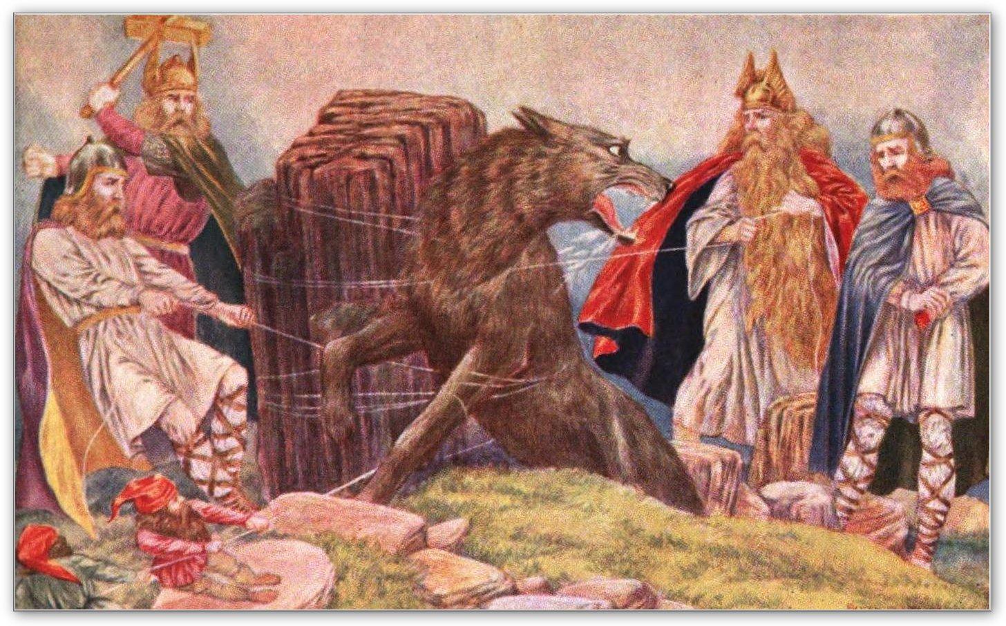 Norse mythology  Wikipedia