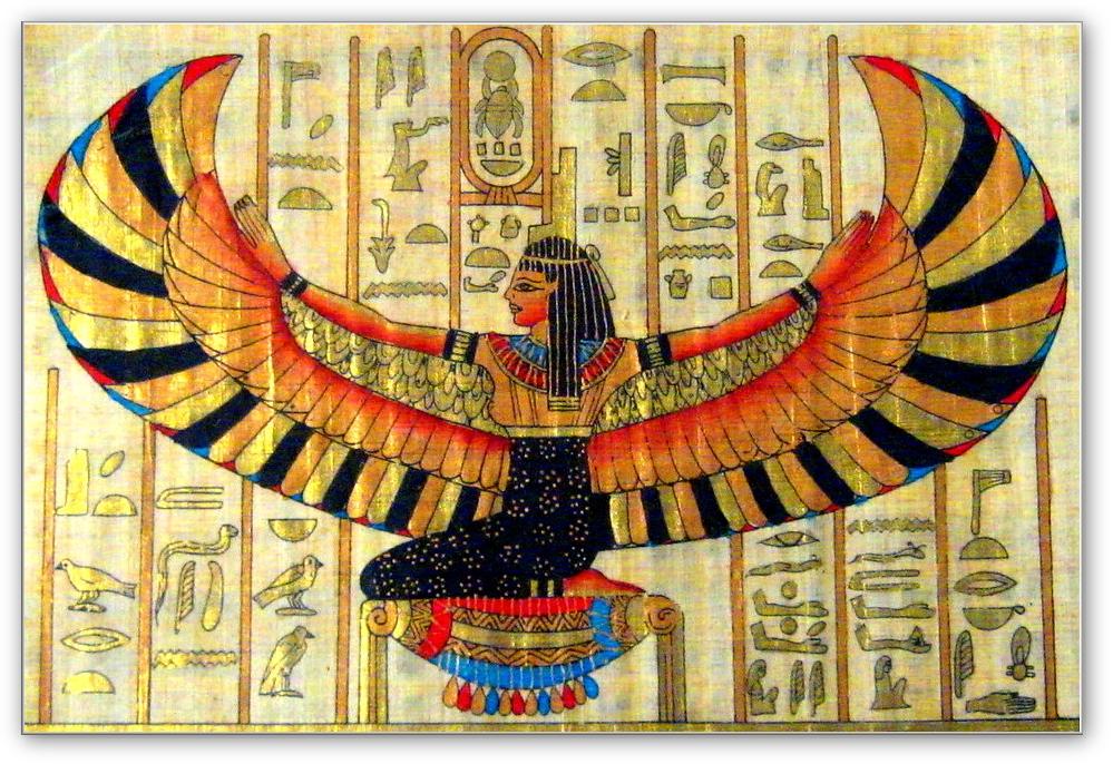 Pyreaus - Inspired Manifestation - Divine ancient Rites of Osiris