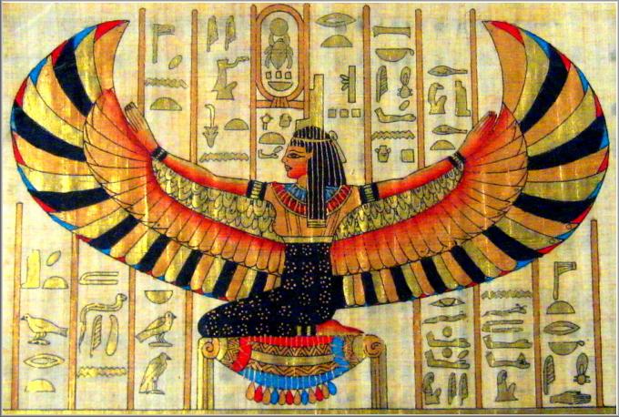 Not so. divine sperm of osiris egyptian myths what