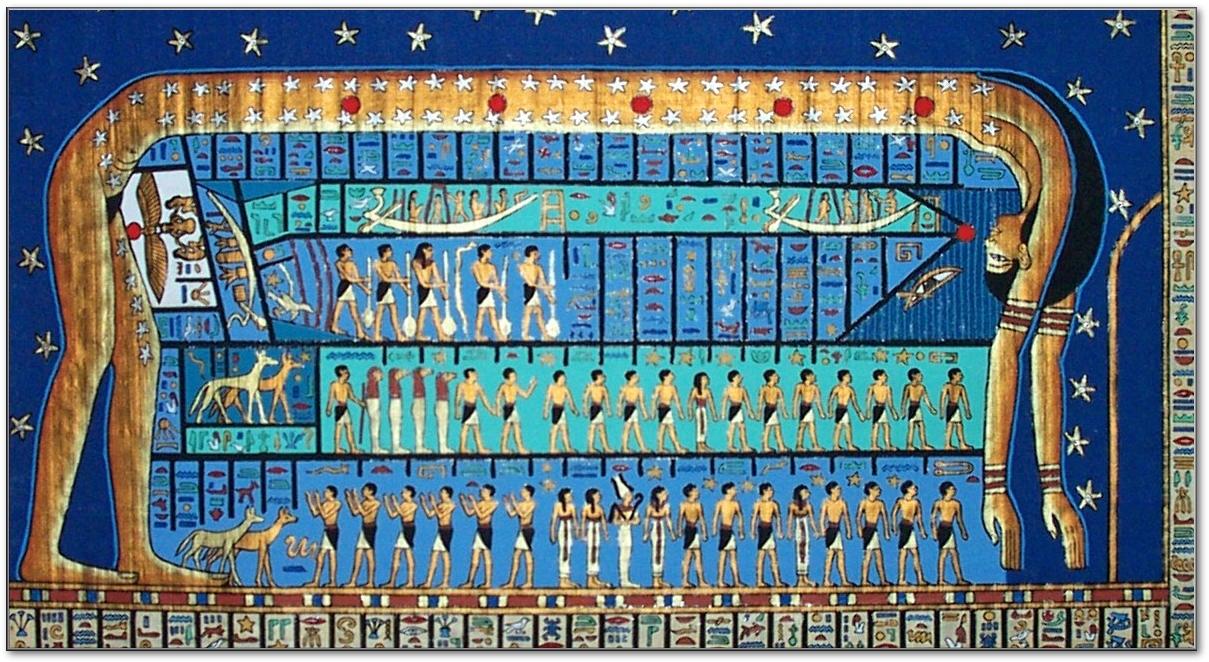 Pyreaus Inspired Manifestation Divine Ancient Rites Of Osiris