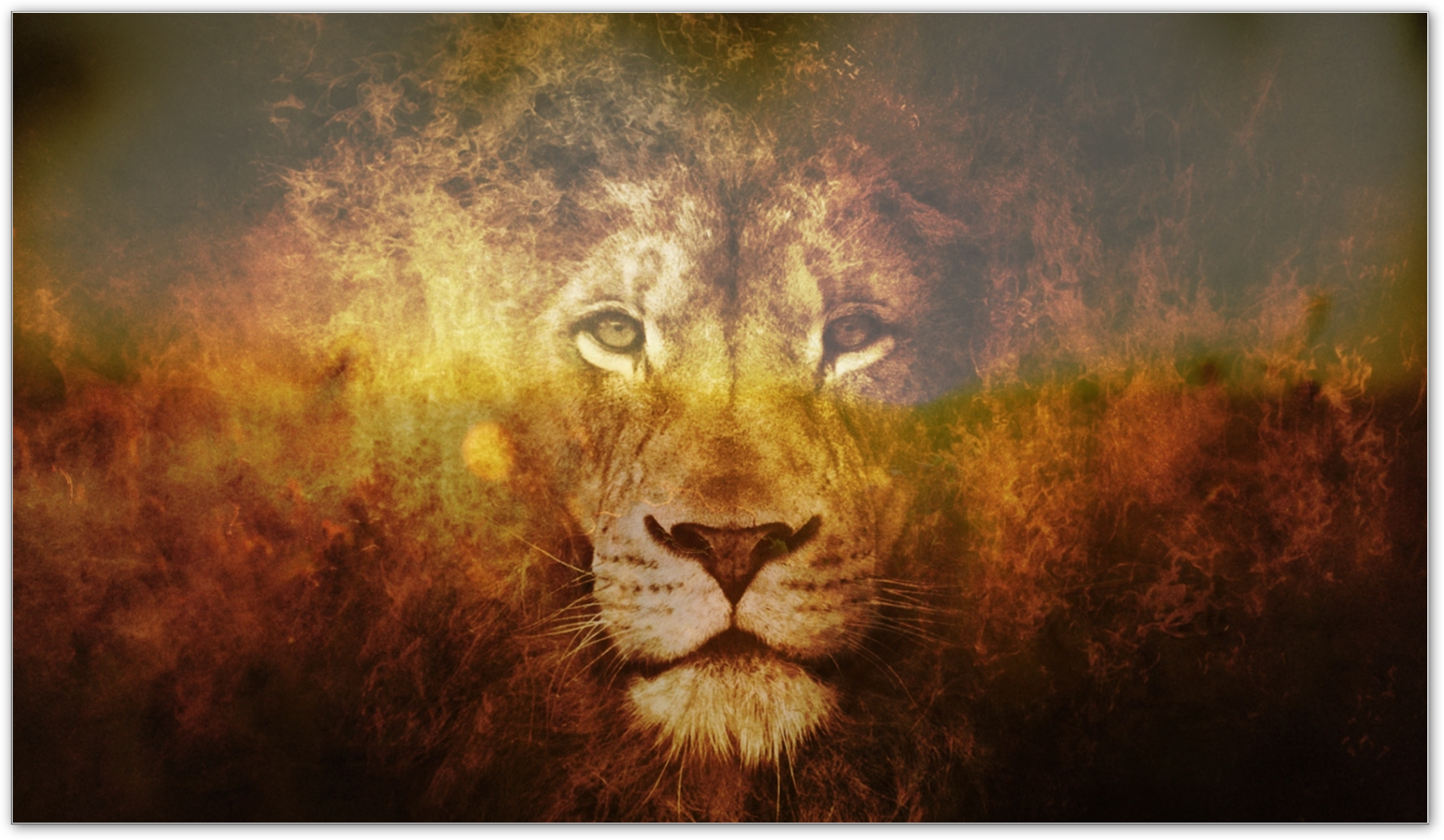 Pyreaus Inspired Manifestation Lion Symbolism Eternal Power Of