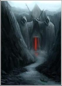 Unterwelt Hades