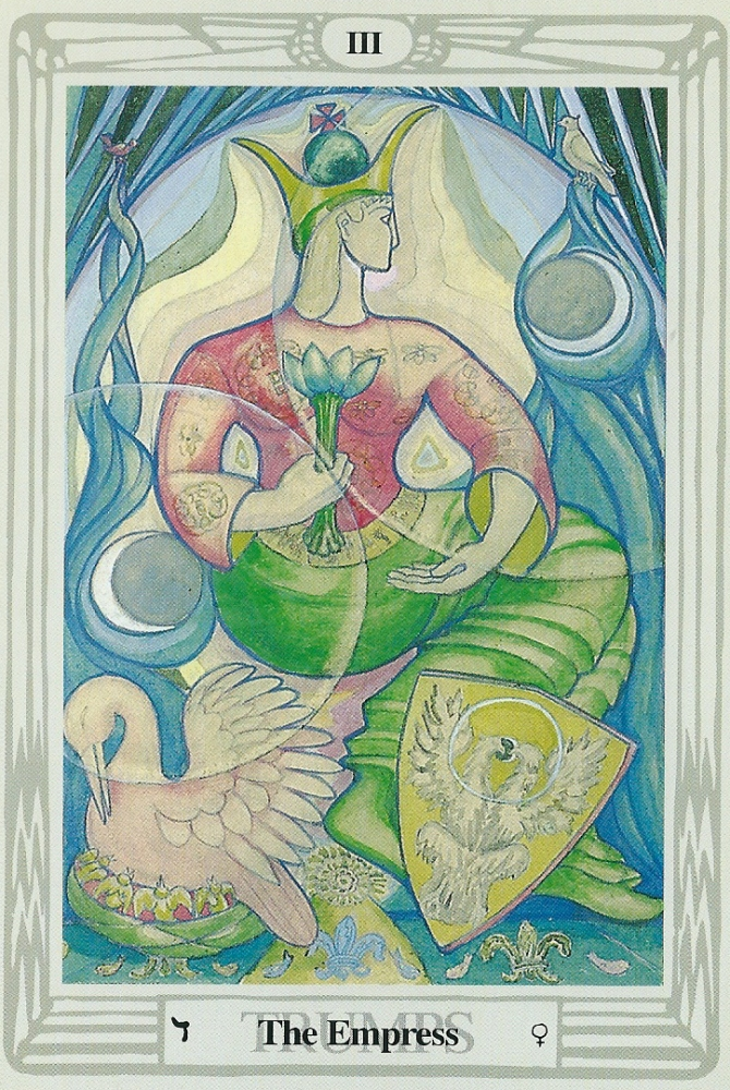 Free Aleister Crowley Thoth Tarot Reading and Journal ...