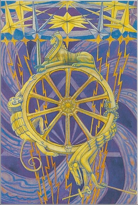 Thoth Fortune Tarot Card Tutorial: Major Arcana