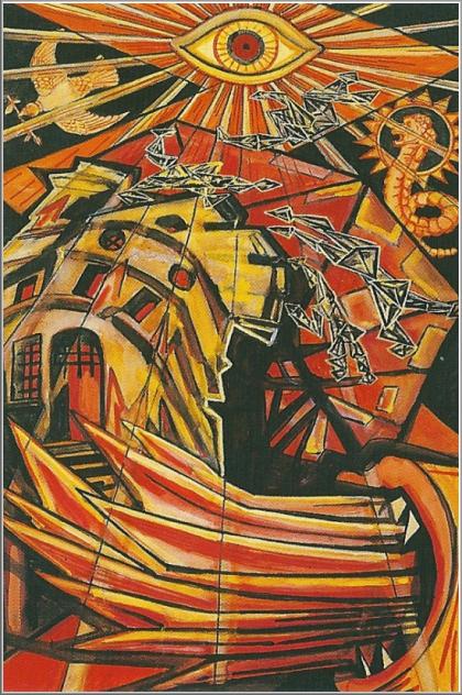 Rebirth Divination Card: Major Arcana